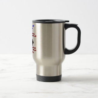 Happiness Stainless Steel Travel Mug