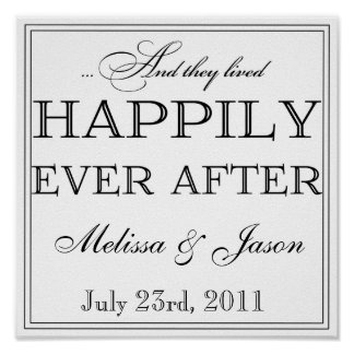 Happliy Ever After Poster