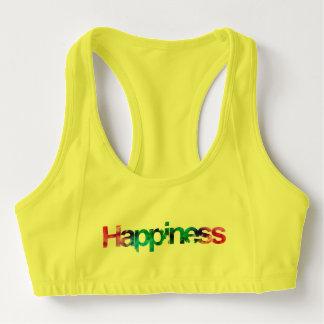 HAPPPINESS SPORTS BRA