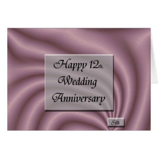12th Wedding Anniversary Gifts - T-Shirts, Art, Posters & Other Gift ...