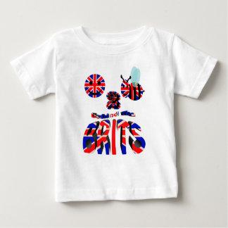 happy2bee behin the brits t shirts