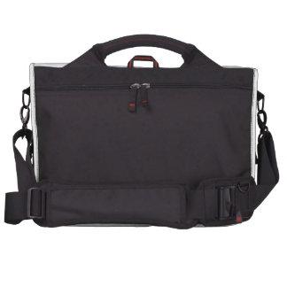 happy2bee twitching laptop shoulder bag