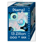 Happy 13th Birthday - 13 Zillion Hugs & Kisses