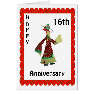 16th Wedding Anniversary Gift List : 16th Anniversary GiftsT-Shirts, Art, Posters & Other Gift Ideas ...