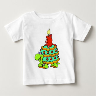 Happy 1st Birthday (turtle) Baby T-Shirt