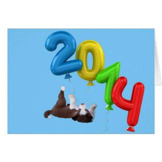 Happy 2014 ! card