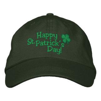 HAPPY 2015 St Patrick s Day HAT Baseball Cap