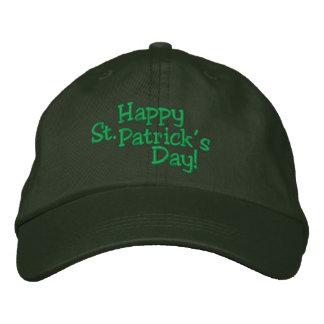 HAPPY 2016 St. Patrick's Day HAT Baseball Cap