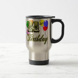 Happy 21st Birthday Merchandise Mugs