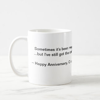 Happy 27th Anniversary, Cindy Coffee Mug