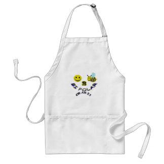 happy 2 bee bi polar , or am i standard apron