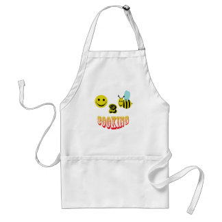 happy 2 bee cooking aprons