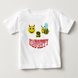happy 2 bee naughty shirt