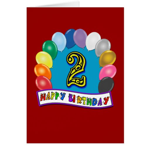 Happy 2nd Birthday Gifts And Birthday Apparel