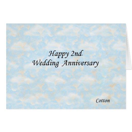 Happy nd wedding anniversary zazzle