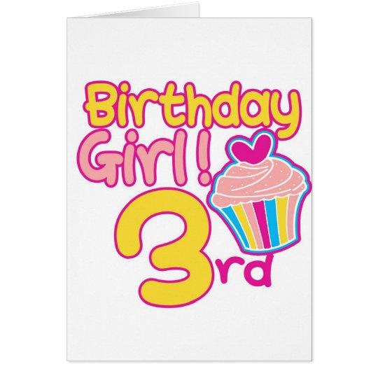 Happy 3rd Birthday! Card