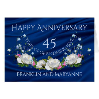 45th Anniversary Gifts - T-Shirts, Art, Posters & Other Gift Ideas ...