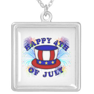 Happy 4th July Crackers Jewelry