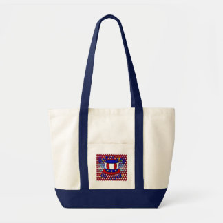 Happy 4th July Crackers Impulse Tote Bag