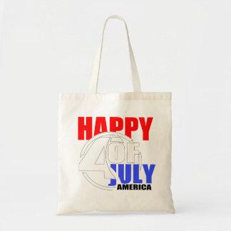 Happy 4th of July America Bag
