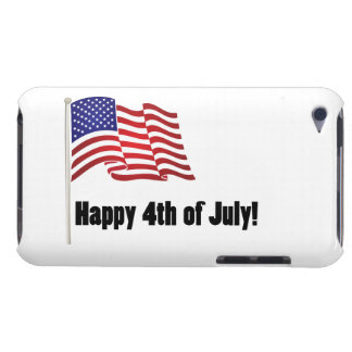 Happy 4th of July iPod Case-Mate Cases