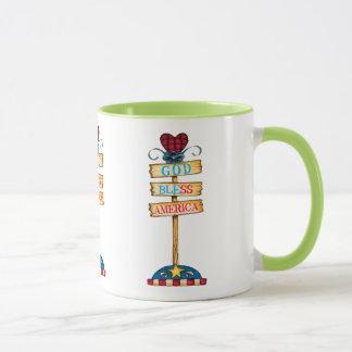 "Happy 4th of July"" Coffee Mug,.. Mug"