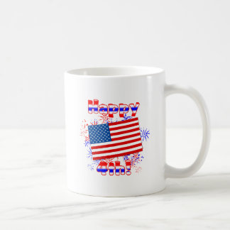 Happy 4th of July Mug