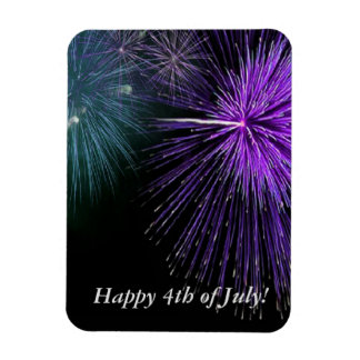 Happy 4th of July! Rectangular Photo Magnet