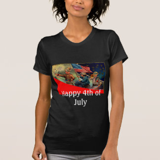 Happy 4th t shirt