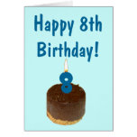 Happy 8th Birthday!