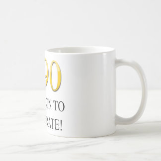 Happy 90th Birthday Mugs