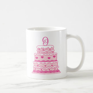 Happy 9th Anniversary Gift Coffee Mug