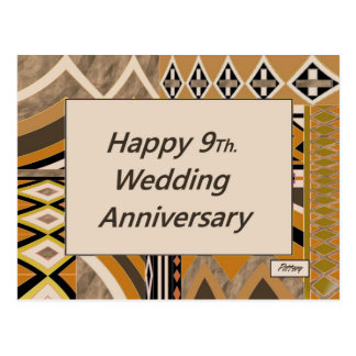 9th Anniversary Cards & Invitations