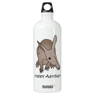 Happy Aardvark SIGG Traveller 1.0L Water Bottle