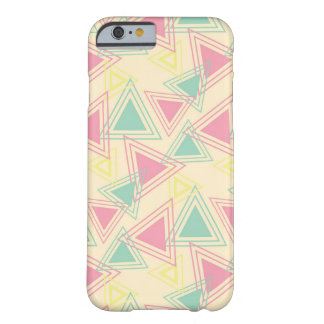 Happy Abstract Barely There iPhone 6 Case