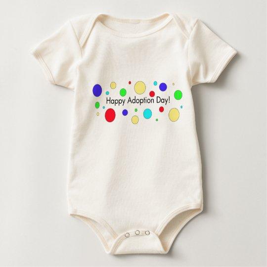 Happy Adoption Day! Baby Shirt