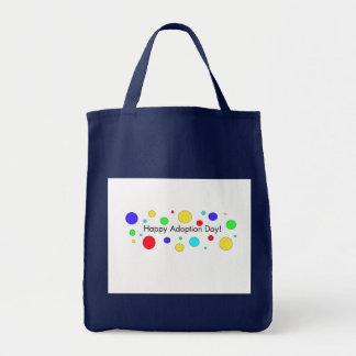 Happy Adoption Day Tote Bag