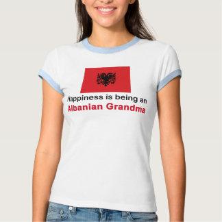 Happy Albanian Grandma T-shirts