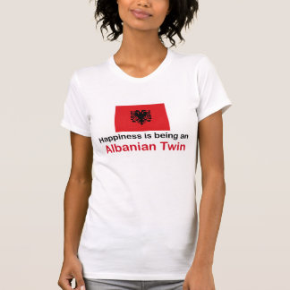 Happy Albanian Twin Shirt