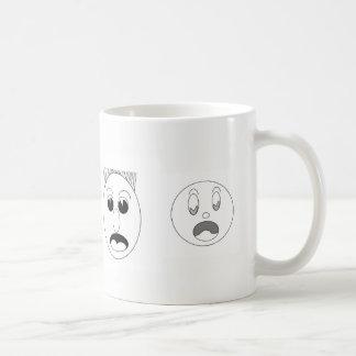 Happy and Buzz Coffee Mug