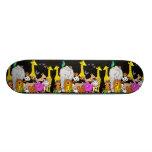 Happy Animals Skate Deck