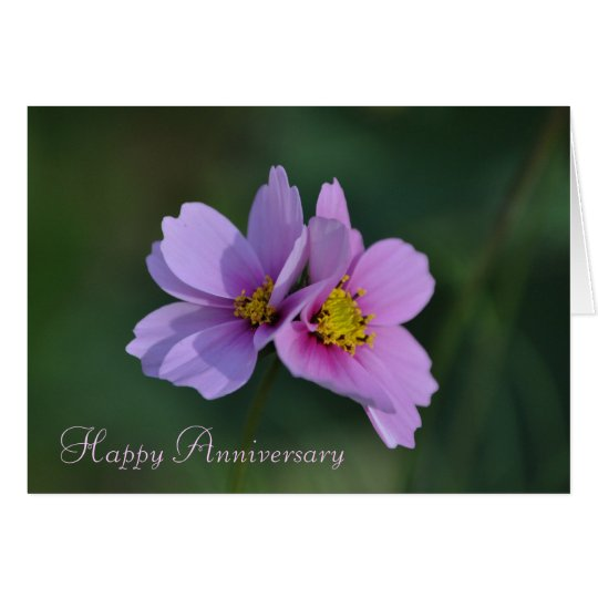 Happy Anniversary Garden Cards by Janz