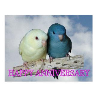 Happy Anniversary Post Cards