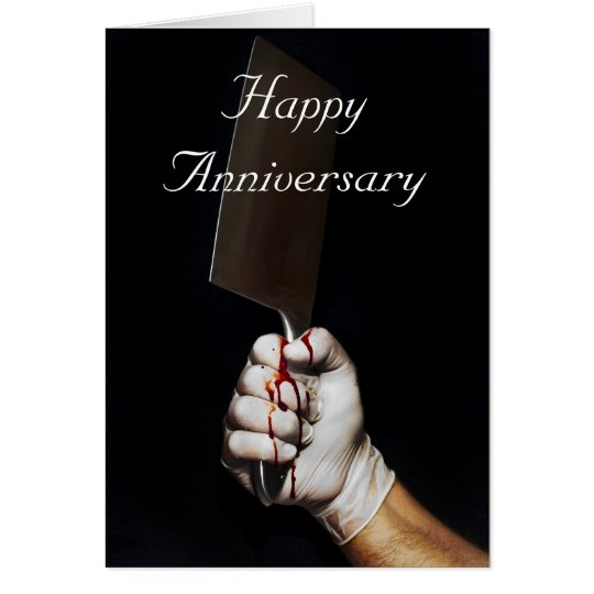 Happy Anniversarywith a difference Card