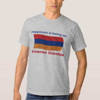 Happy Armenian Grandpa T Shirt