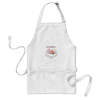 HAPPY AS A PIG IN MUD STANDARD APRON