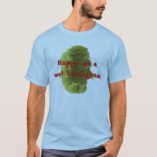 Happy as a Wet Tardigrade T-Shirt