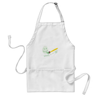 Happy As An Egg Aprons