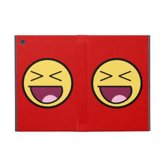 Happy Awesome Face iPad Mini Cover