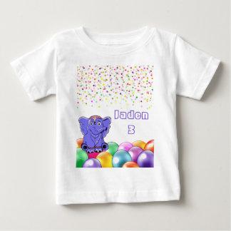 Happy baby elephant baby T-Shirt